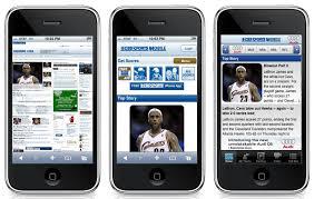 Sitios Mobile