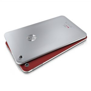 HP Slate 7 - Red and Silver