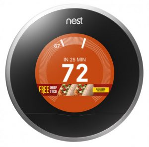 google nest ads