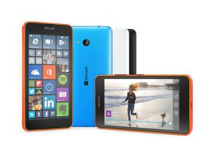 Nuevos Lumia