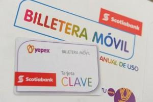 billetera móvil scotiabank